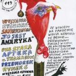 Cebula Ameryka plakat